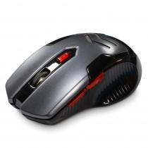 Мышь беспроводная игровая Smartbuy SBM-731AGG-SK RUSH Ironclad серебристо-чёрная