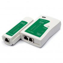 Тестер кабельных сетей ATcom AT15252 (RJ-11, RJ-45)