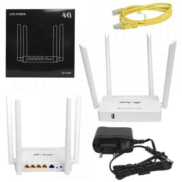 Роутер Live-Power ZBT LP1626 3G/4G