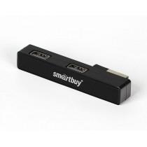 USB-хаб 4 порта SBHA-408-K Smartbuy чёрный