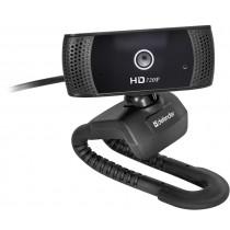 Веб-камера G-lens 2597 HD720p 2 МП, автофокус, автослежение, Defender