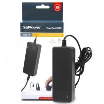 Блок питания GoPowerTech 5000mAh, 6-16V, стабилизированный, импульсивный, 7 штекеров, 1,8 м