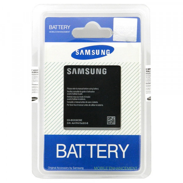 АКБ Samsung (EB-BG530BBC) G530H/Galaxy Grand Prime/J5 (2600 mAh), EURO
