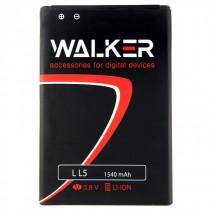 АКБ LG (BL-44JN) L5/E610/P970/P690/E730/P698/C660 (1540 mAh), WALKER