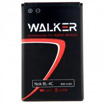 АКБ Nokia (BL-4C) 108/1202/1690/1661/2650/6101/6131/6260/6700/7270/7610 (890 mAh), WALKER