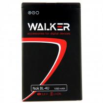 АКБ Nokia (BL-4U) 210/300/310/3120/500/5250/5330/5330/5530/5730/6600/8800 Arte (1000 mAh), WALKER