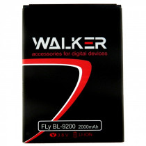 АКБ FLY (BL-9200) FS504 (2000 mAh), WALKER