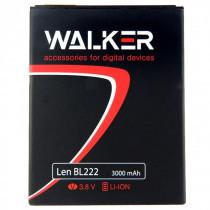 АКБ Lenovo (BL222) S660 (3000 mAh), WALKER