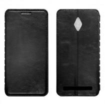 Asus Zenfone C Чехол-книжка чёрный
