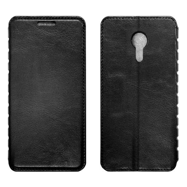Meizu MX5pro Чехол-книжка чёрный