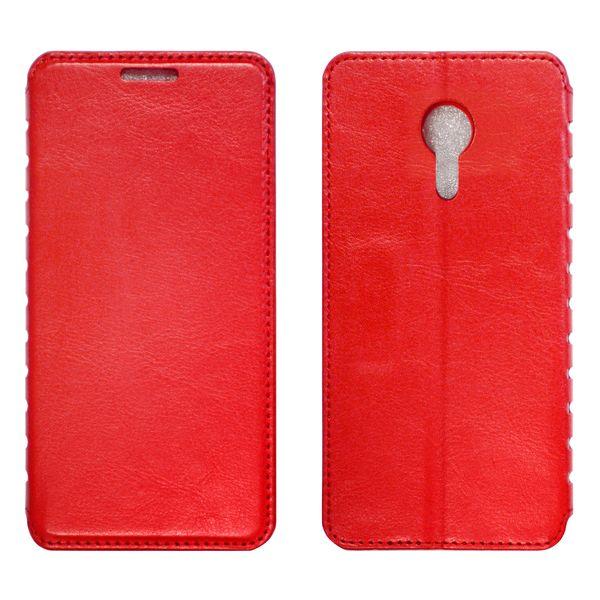 Meizu MX5pro Чехол-книжка красный