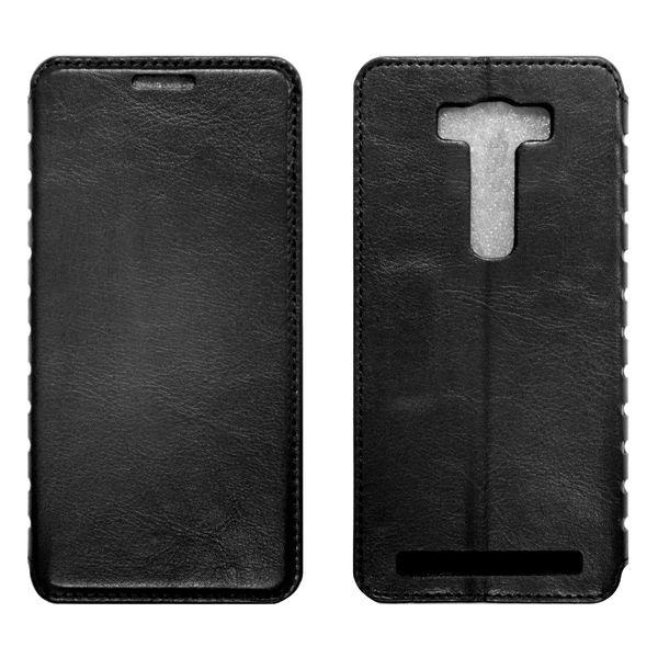 LG V10 Чехол-книжка чёрный