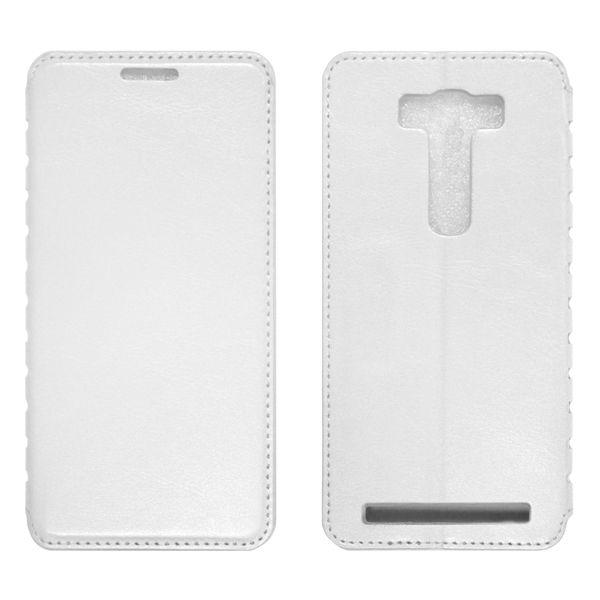 LG V10 Чехол-книжка белый
