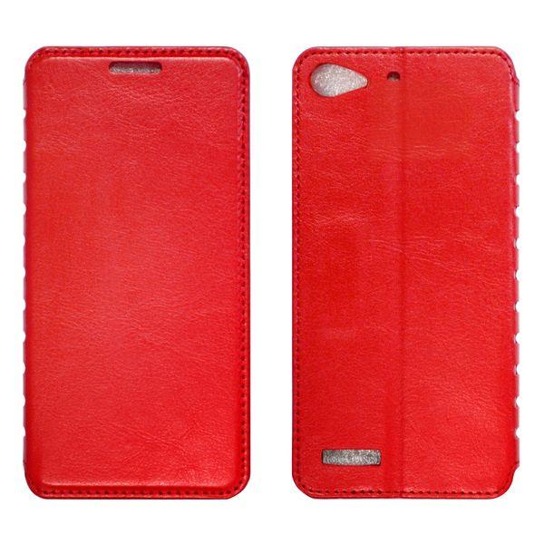 Lenovo Vibe X2 чехол-книжка красный
