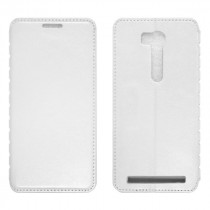 Asus Zenfone GO 5.5 Чехол-книжка белый