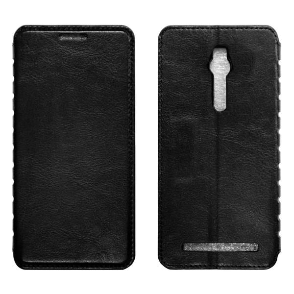 Asus Zenfone 2 ZE551ML Чехол-книжка чёрный