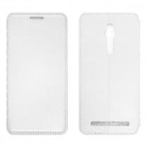 Asus Zenfone 2 ZE551ML Чехол-книжка белый