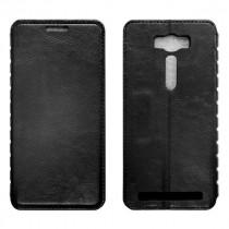 Asus Zenfone 2 ZE601KL Чехол-книжка чёрный