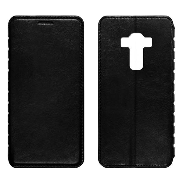 Asus Zenfone 3 Deluxe (ZS570KL) Чехол-книжка чёрный