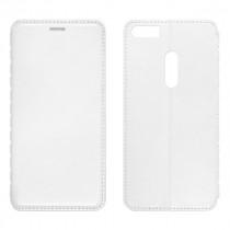Asus Zenfone 3 Ultra (ZU680KL) Чехол-книжка белый