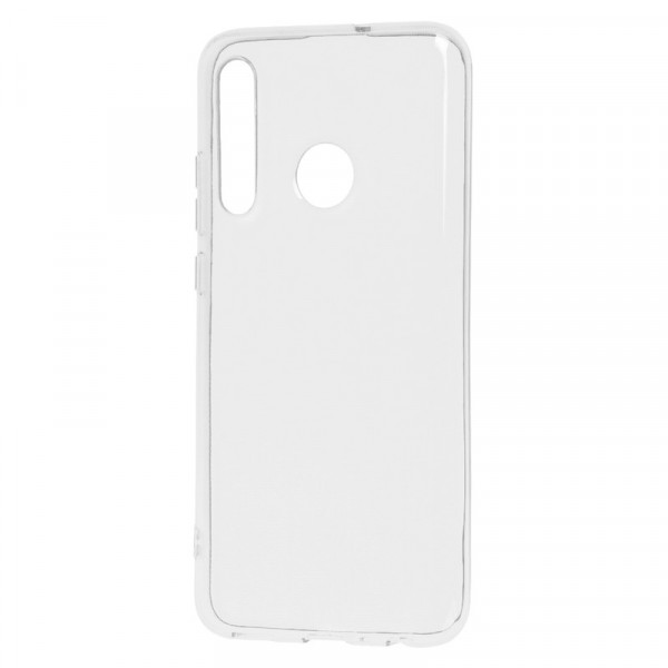 Honor 20i/Huawei P Smart+ (2019) Бампер силиконовый прозрачный (блистер)