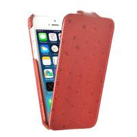 IPhone 5 Чехол, кирпичный кожа, Melkco SOTOMORE