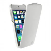 IPhone 5 Чехол, белый кожа, Hoco SOTOMORE