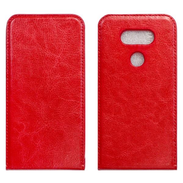 LG G5 Флип-кейс красный