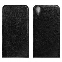 HTC 820 флип-кейс чёрный
