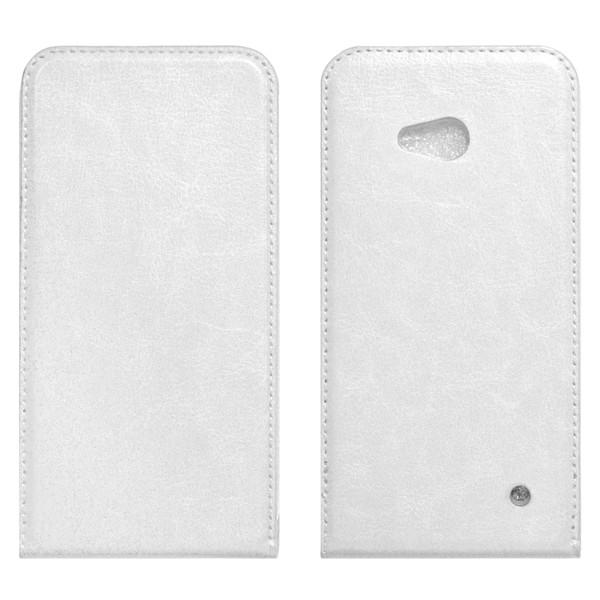 Microsoft Lumia 550 Флип-кейс белый