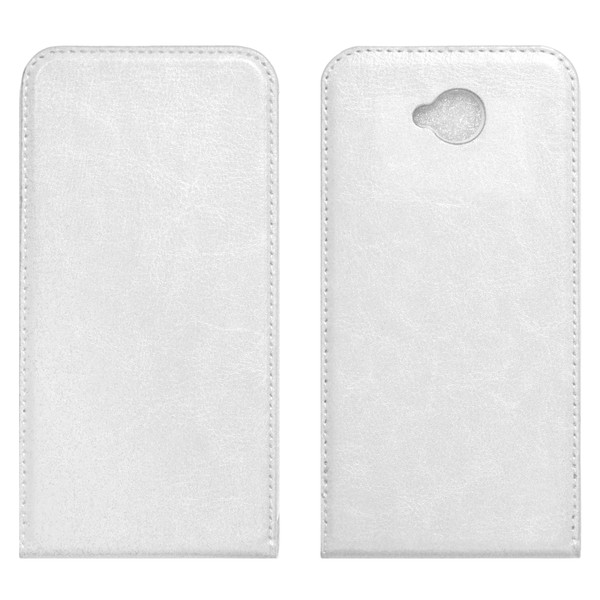 Microsoft Lumia 650 Флип-кейс белый