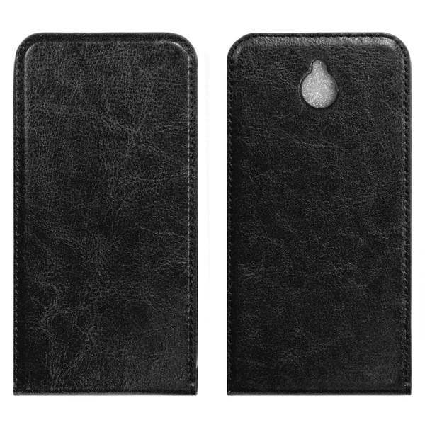 Microsoft Lumia 850 Флип-кейс чёрный