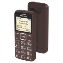 Мобильный телефон Maxvi B2 coffee