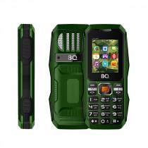 Мобильный телефон BQ BQ-1842 Tank mini Тёмно-зелёный