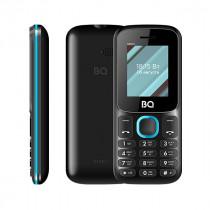 Мобильный телефон BQ BQ-1848 Step+ Черный+Синий