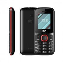 Мобильный телефон BQ BQ-1848 Step+ Черный+Красный