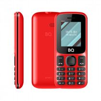 Мобильный телефон BQ BQ-1848 Step+ Красный+Черный