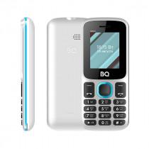 Мобильный телефон BQ BQ-1848 Step+ Белый+Синий