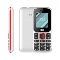 Мобильный телефон BQ BQ-1848 Step+ Белый+Красный