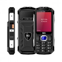 Мобильный телефон BQ BQ-2817 Tank Quattro Power Чёрный