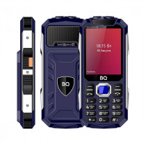 Мобильный телефон BQ BQ-2817 Tank Quattro Power Синий