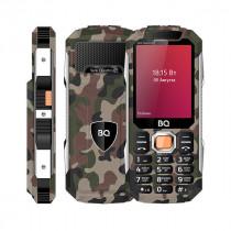 Мобильный телефон BQ BQ-2817 Tank Quattro Power Камуфляж