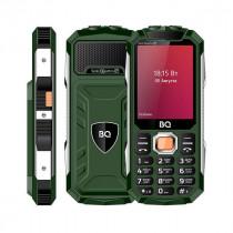 Мобильный телефон BQ BQ-2817 Tank Quattro Power Зелёный
