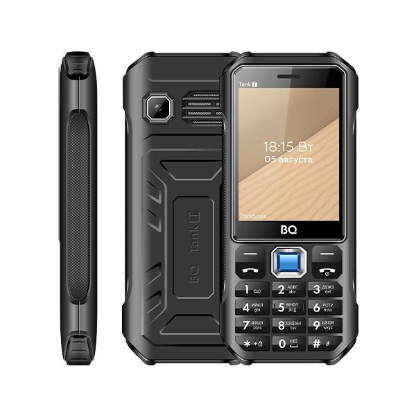 Мобильный телефон BQ BQ-2824 Tank T Чёрный