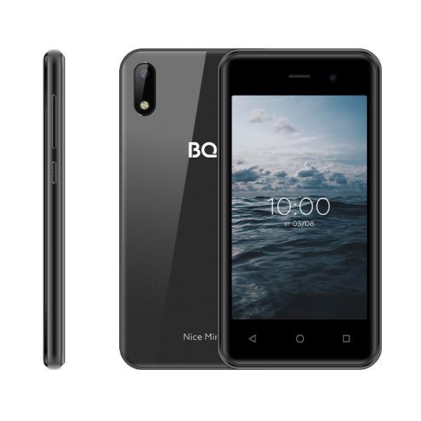 Смартфон BQ BQ-4030G Nice Mini Тёмно-Серый