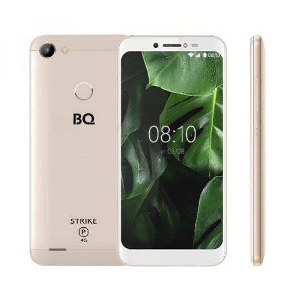 Смартфон BQ BQ-5514L Strike Power 4G Золотой
