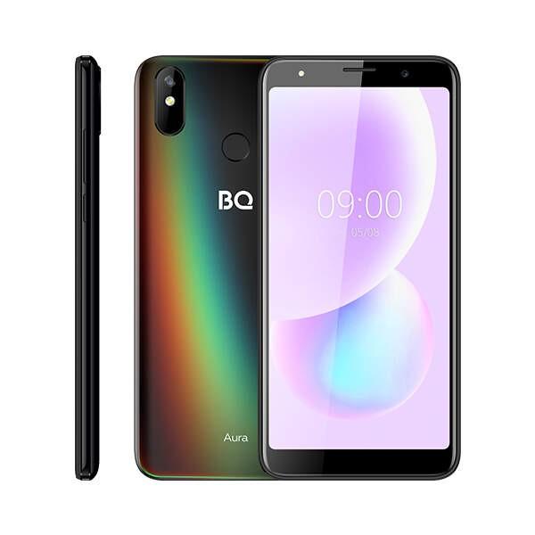 Смартфон BQ BQ-6022G Aura Чёрный