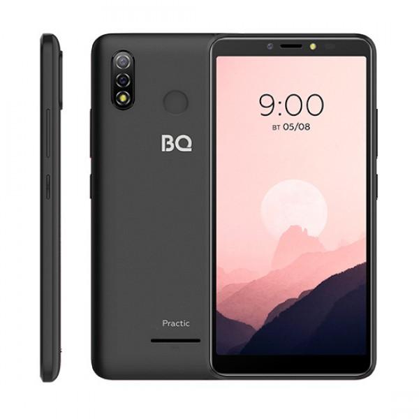 Смартфон BQ BQ-6030G Practic (1/32Gb), Чёрный