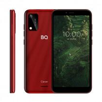 Смартфон BQ BQ-5745L Clever (1/32Gb), красный