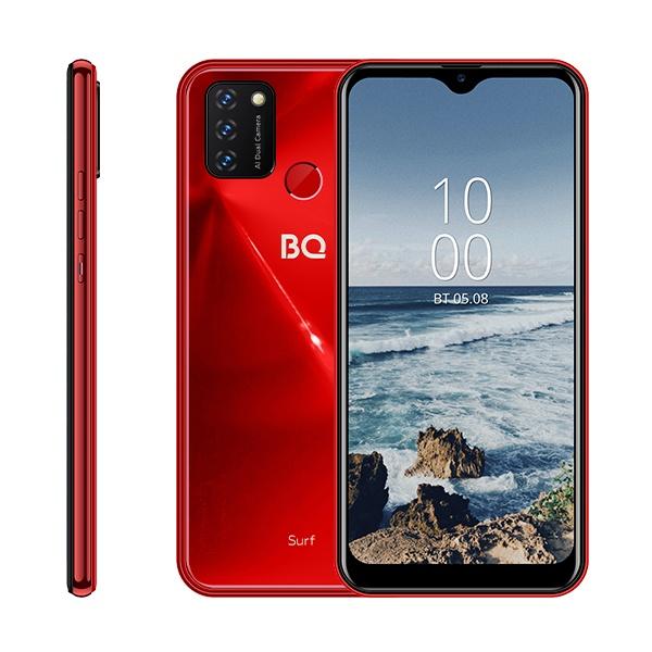 Смартфон BQ BQ-6631G Surf (2/16Gb), красный